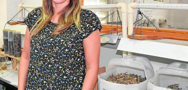 Entrevista a Carolina Díaz en el diario La Verdad